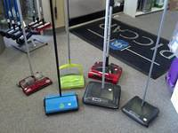 Selection of carpet sweepers